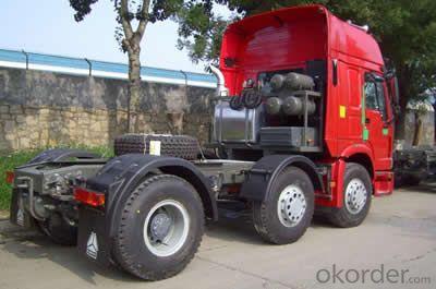 HOWO TRACTOR TRUCK HEAD, 290HP, 6X2