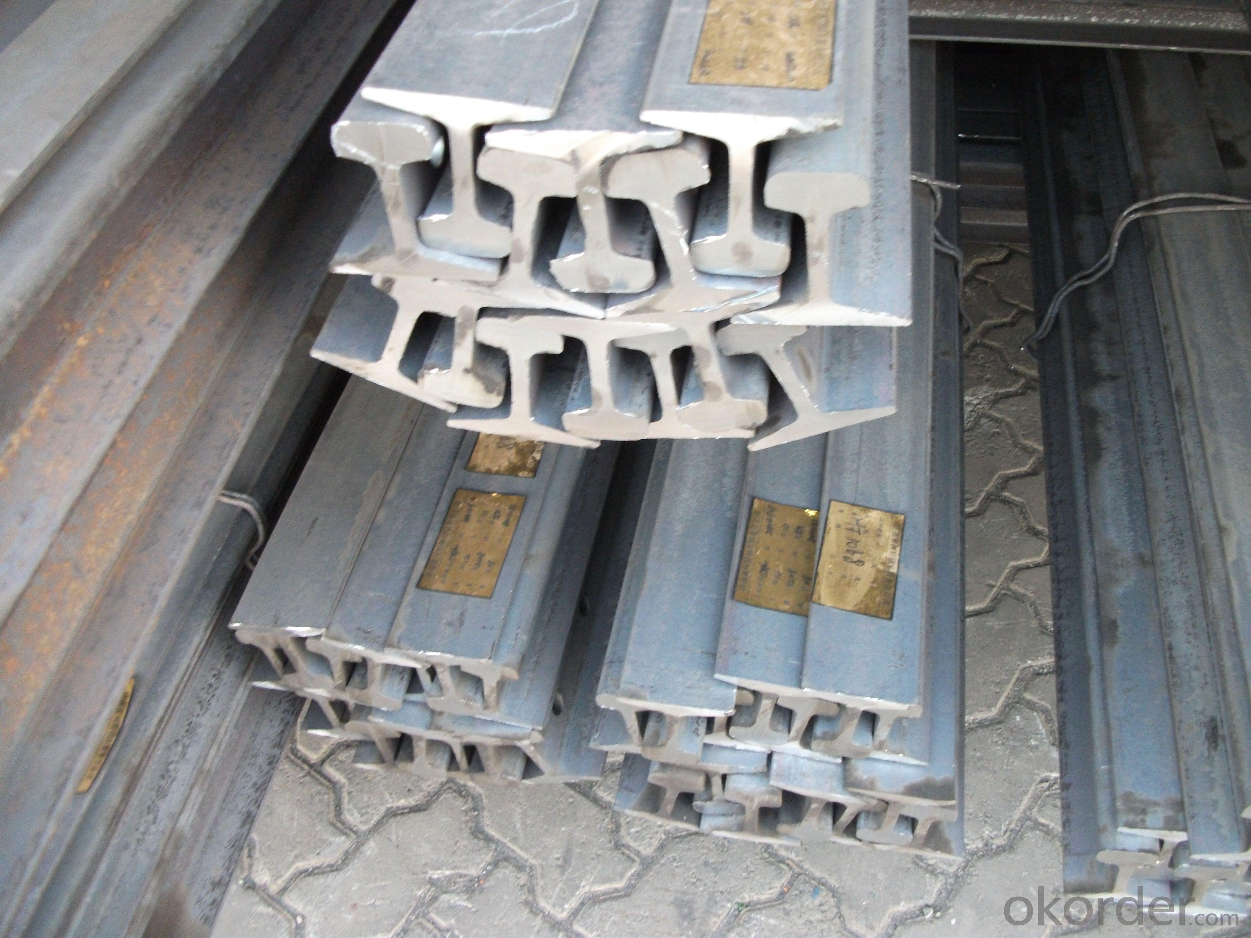 Light Railway Steel Rail GB Standard