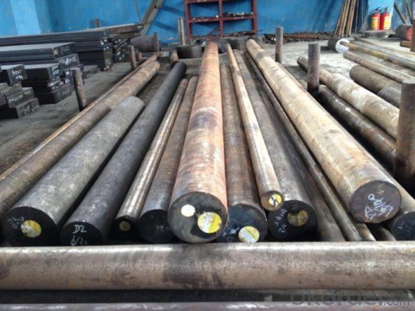 Spring Special Steel Round Bar