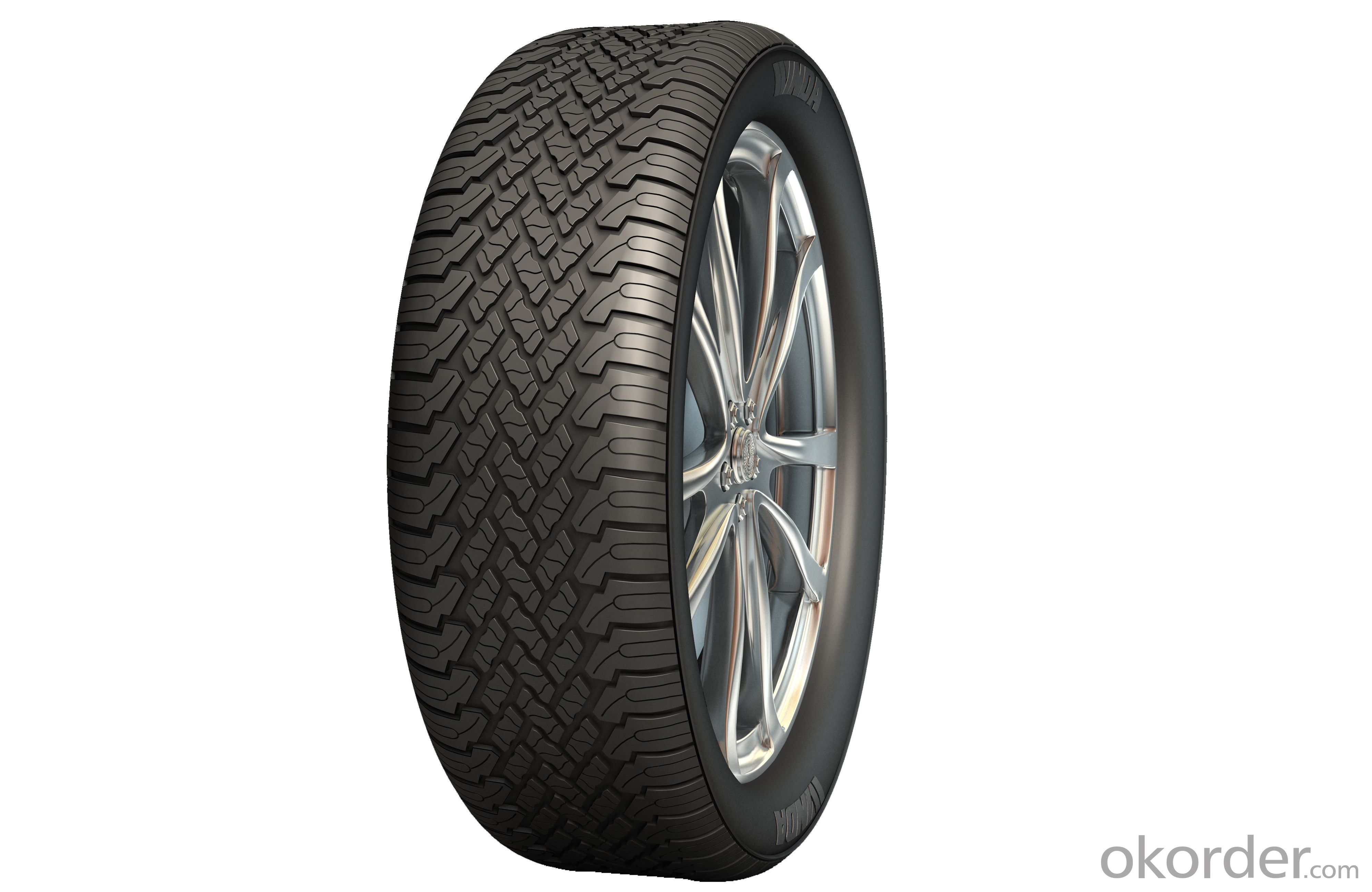 Passager Car Radial Tyre WL16 with Good quality