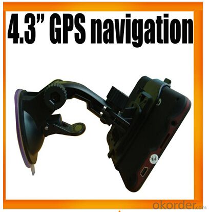 Basic Car Navigation L434