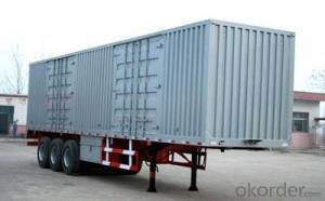 SINOTRUK BOX SEMI-TRAILER
