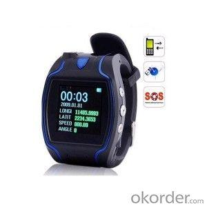 Watch GPS Tracker system for person