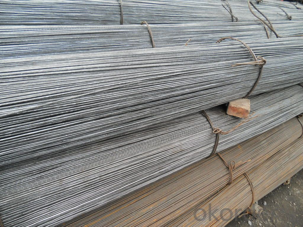 High Quality ASTM Standard Deformed Steel Rebar