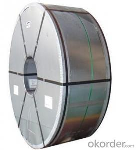 Tinplate for can making