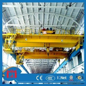 Double beam overhead traveling crane
