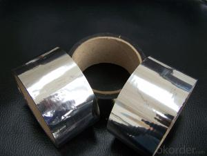Cut Rolls Metalized OPP tape
