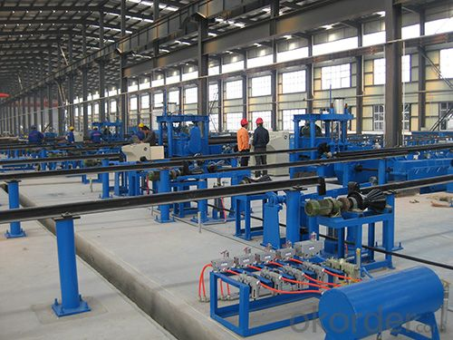 straight seam welded pipe flat head chamfering machine