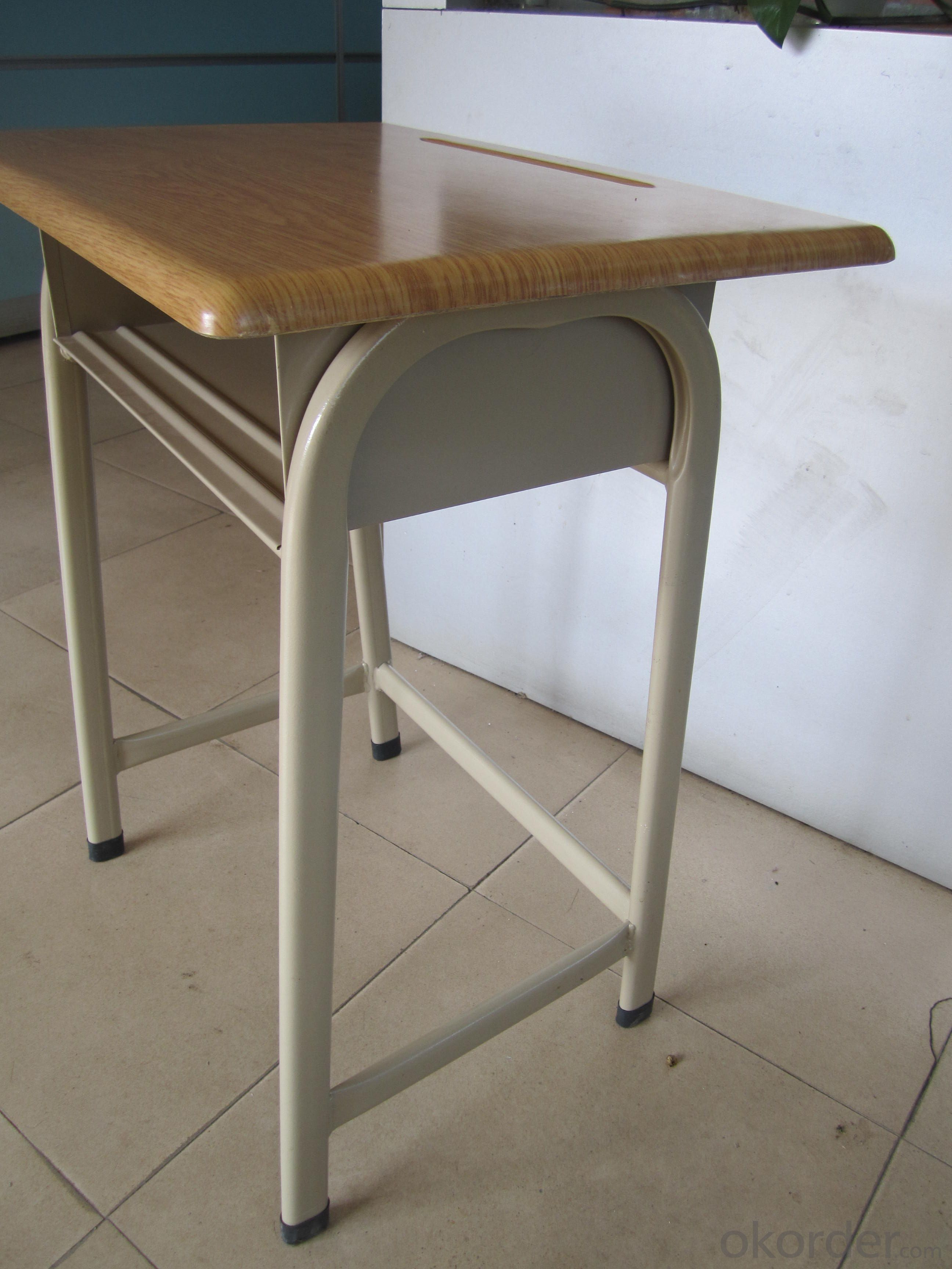 School desk and chair,student desk