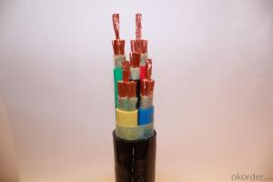 Fire-proof low smoke and halogen free flexible cable-WDNA-RYY
