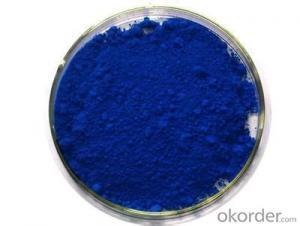 iron oxide blue pigment 886