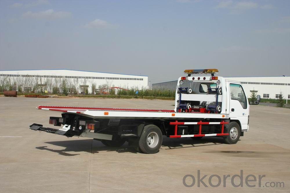 Road Wrecker Truck KFM5072TQZ