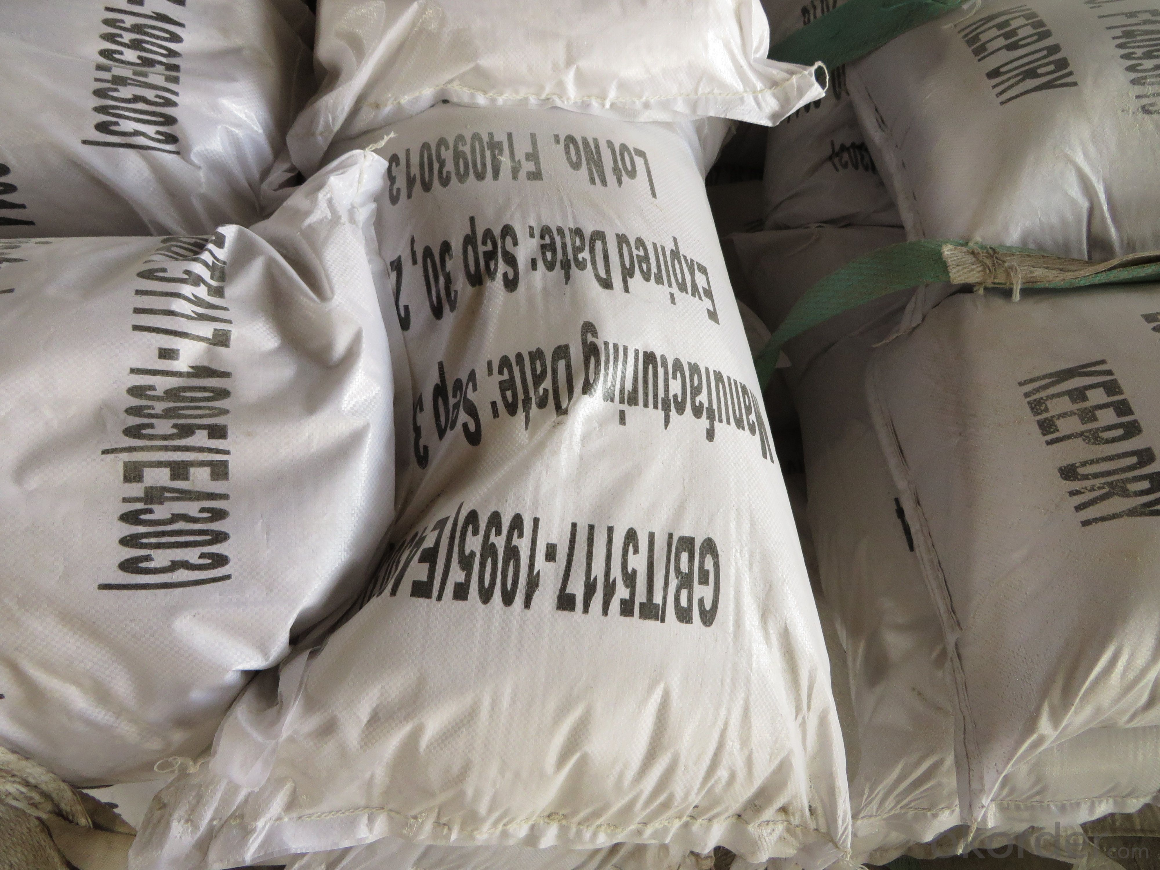 welding dry blended powder for produce AWS E6013 electrode