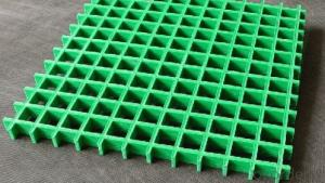 Frp Molding Floor Grating Anti-Slip Lightweight
