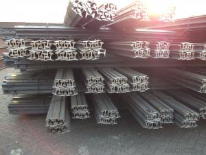 Light Railway Steel Rail GB Standard