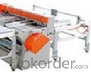 Tin Can Making Line Duplex Gang Slitter Tinplate Sheet Cutting Machine