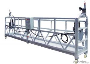 ZLT250 Single Layer Suspended platform for Elevator Installation