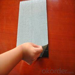 Self-adhesive aluminium bitumen flashing tape