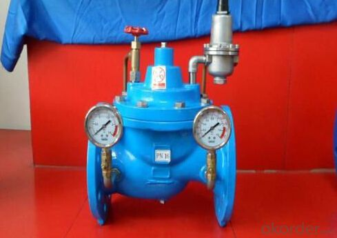 Ductile Iron Reducing  Valve