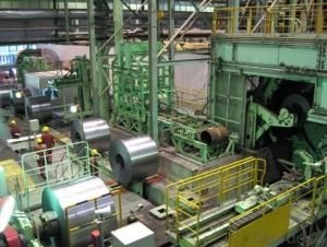COLD ROLLED STEEL COIL-DC03