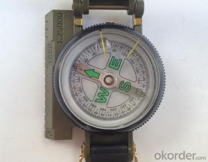 Army or Military Compass DC45