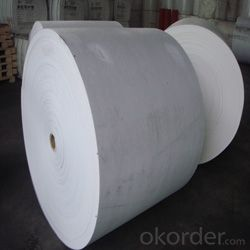 Polyester nonwoven felt  for sbs membrane