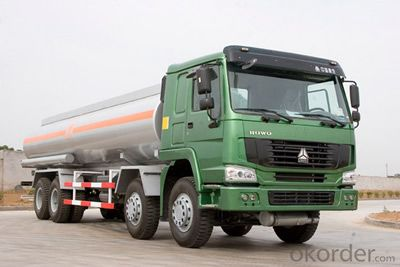 SINOTRUK FUEL TANK SEMI-TRAILER