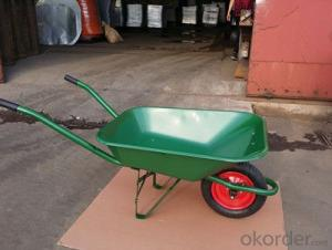 Qingdao Factory Wheelbarrow WB6200