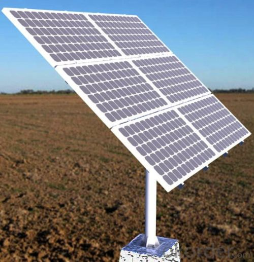 Mini Solar Power Plant
