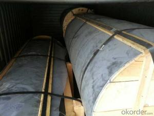 Large Size Carbon Electrode 500--700 Silicon production