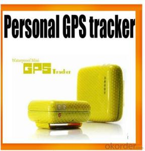 Personal GPS Tracker MT90