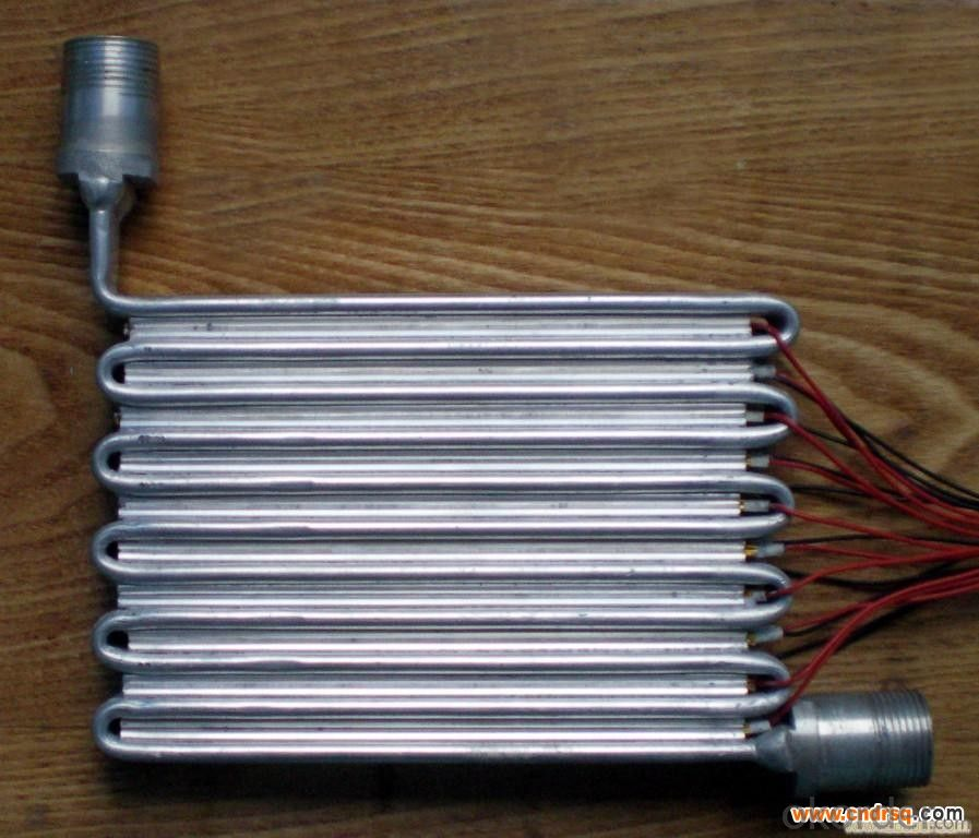 Electric tube defrost heater electric heaters with silicone freezer defrost heater