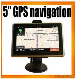 Five inch Car Navigation L502