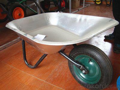 Qingdao Factory Wheelbarrow WB6204
