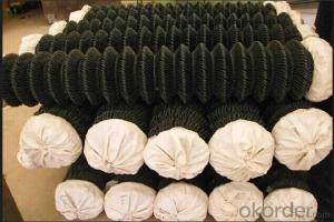 PVC coated welded park fence netting