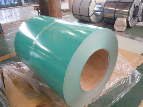 Prepainted Galvanized Steel Coil-High Quality