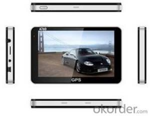 Portable GPS navigation 7 inch 128MB 4GB