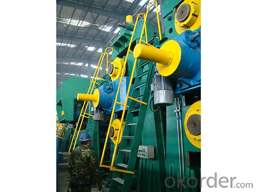 CFOE mill roll forming machine