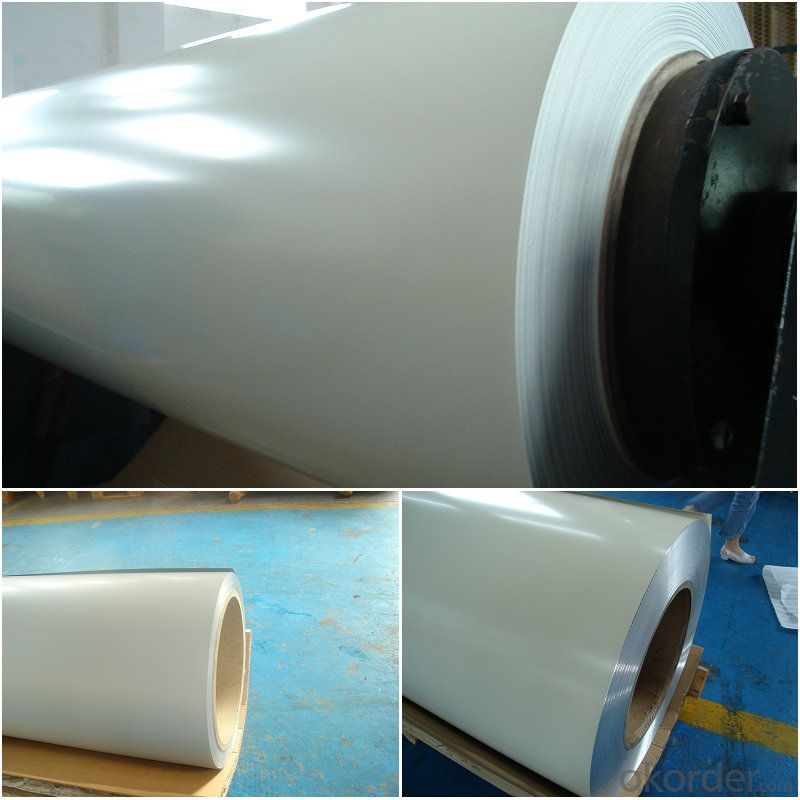 Polyester color coated aluminum coil sheets