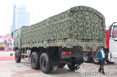 HOWO All Wheel Drive Truck 6x6 GREEN-1