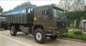 HOWO All Wheel Drive Truck GREEN