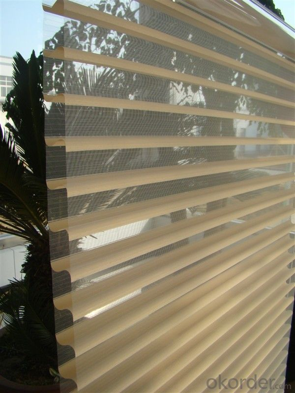 Triple Shade Blind System