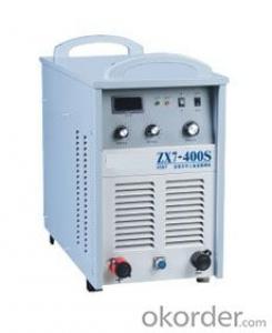 ZX7-400S 500S 630S IGBT  Inerter DC Arc Welding Machine