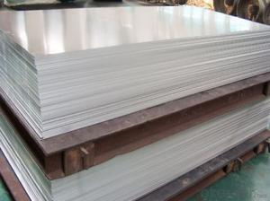 Galvanized/Aluzinc Steel Sheet with Best Quality in China