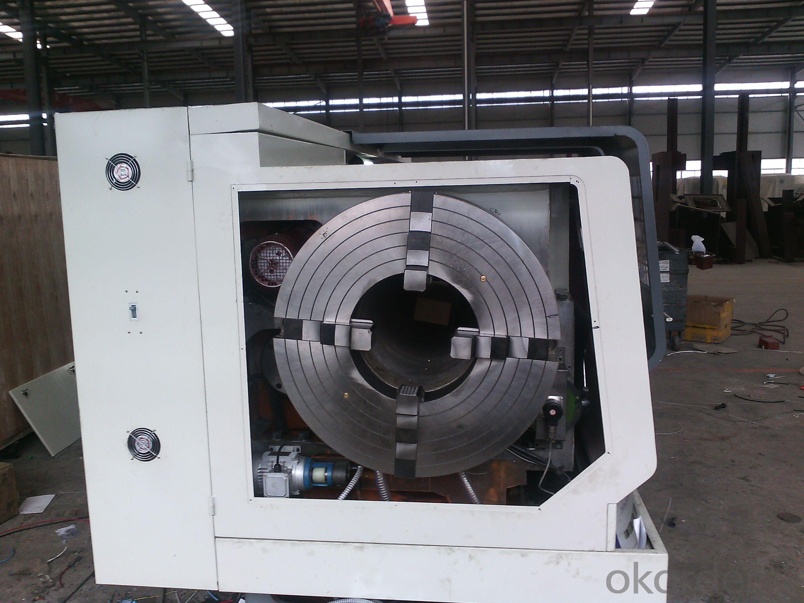 High Efficiency Thread Cutting Machine