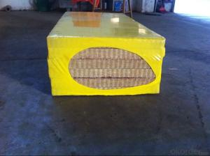 Excellent Insulation Material Rock Wool Board 150KG50MM For Insulation