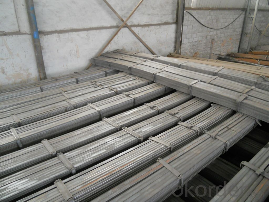 Q235 Hot Rolled Steel Flat Bar