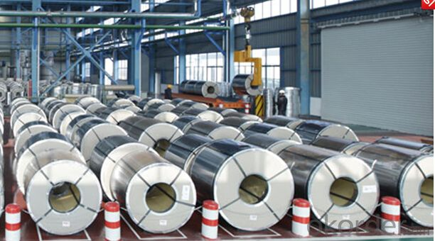 High Tin Coating Tinplate Coils for Milk Power Packing