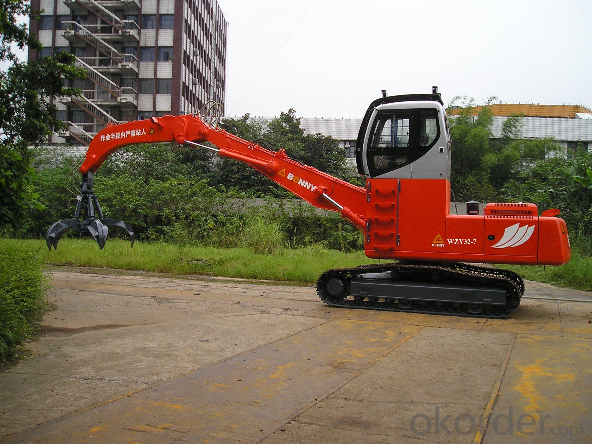 Hydraulic Material handler WZY32-7