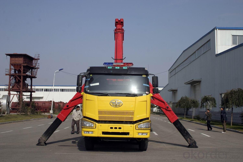 Road Wrecker Truck KFM5424TQZ06H